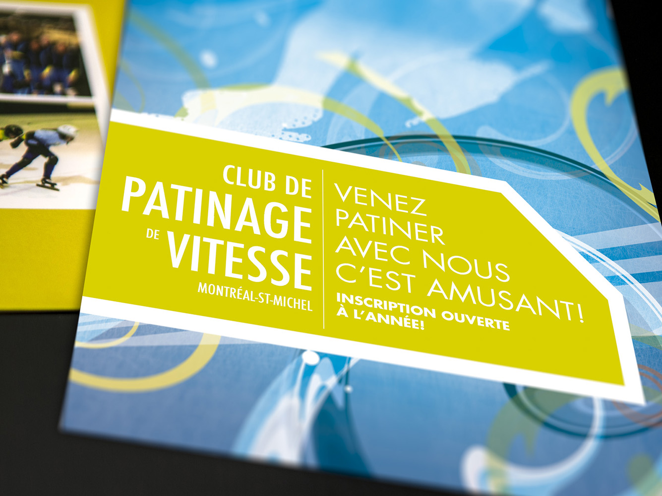 Patinage-vitesse